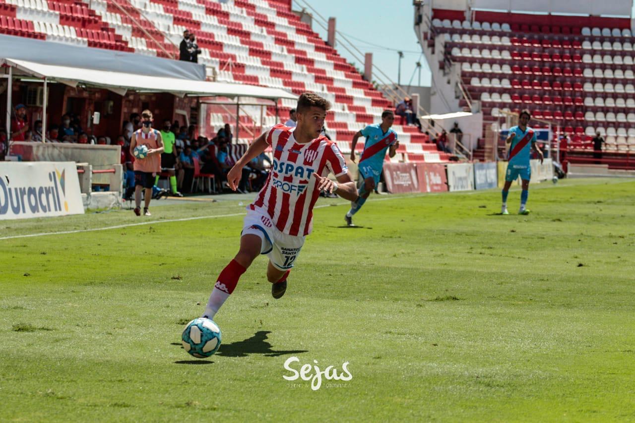 Panda Sports se hace con los servicios de Nico Andereggen, delantero que milita en el Club Atlético Unión