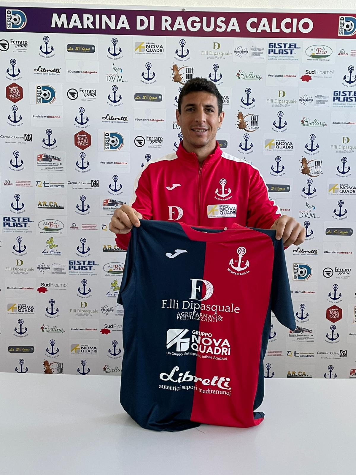 Iván Agudiak ficha por Marina di Ragusa, procedente de AS Giarre Calcio