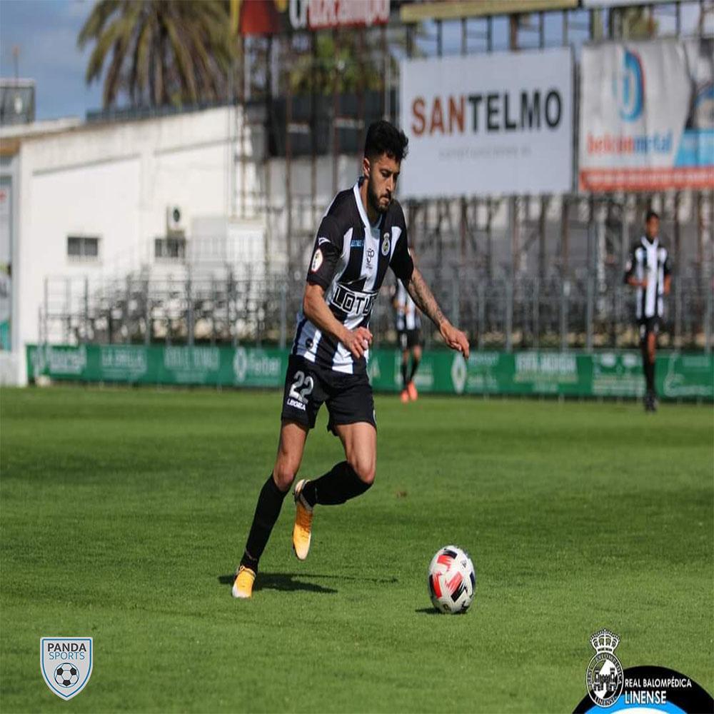 Panda Sports incorpora al lateral derecho Óscar Arroyo