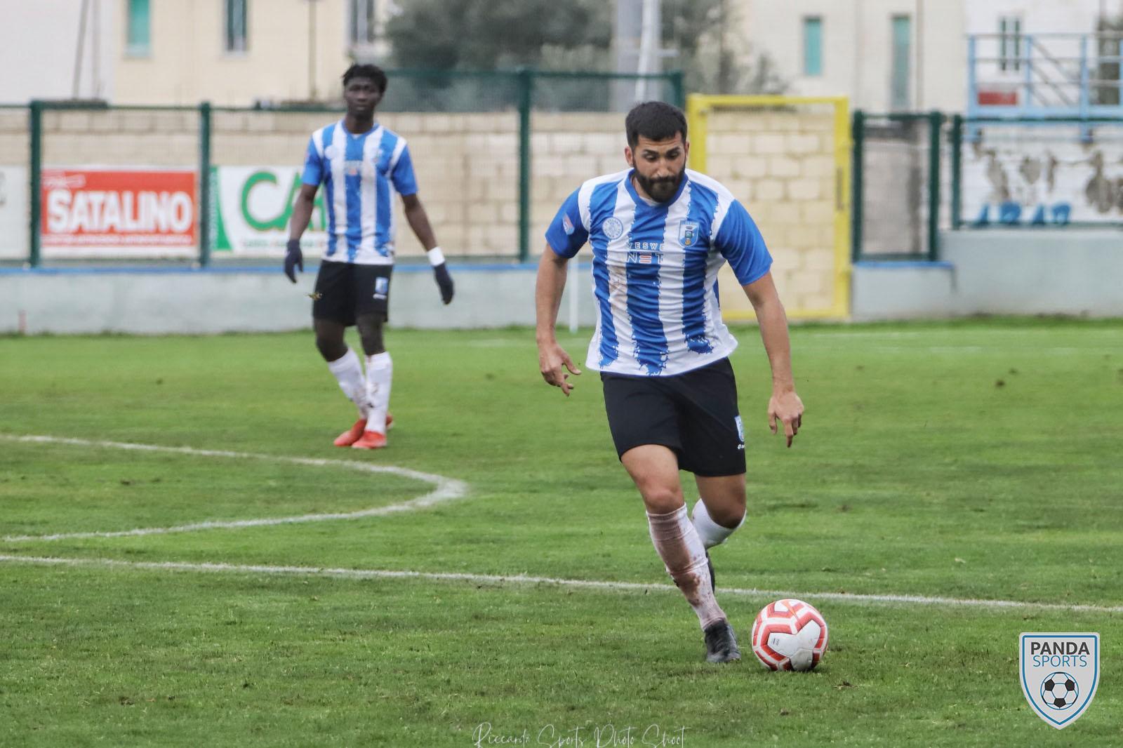 Panda Sports incorpora al mediocentro italiano Fabio Meduri que juega actualmente en el US Città di Fasano de la Serie D italiana.