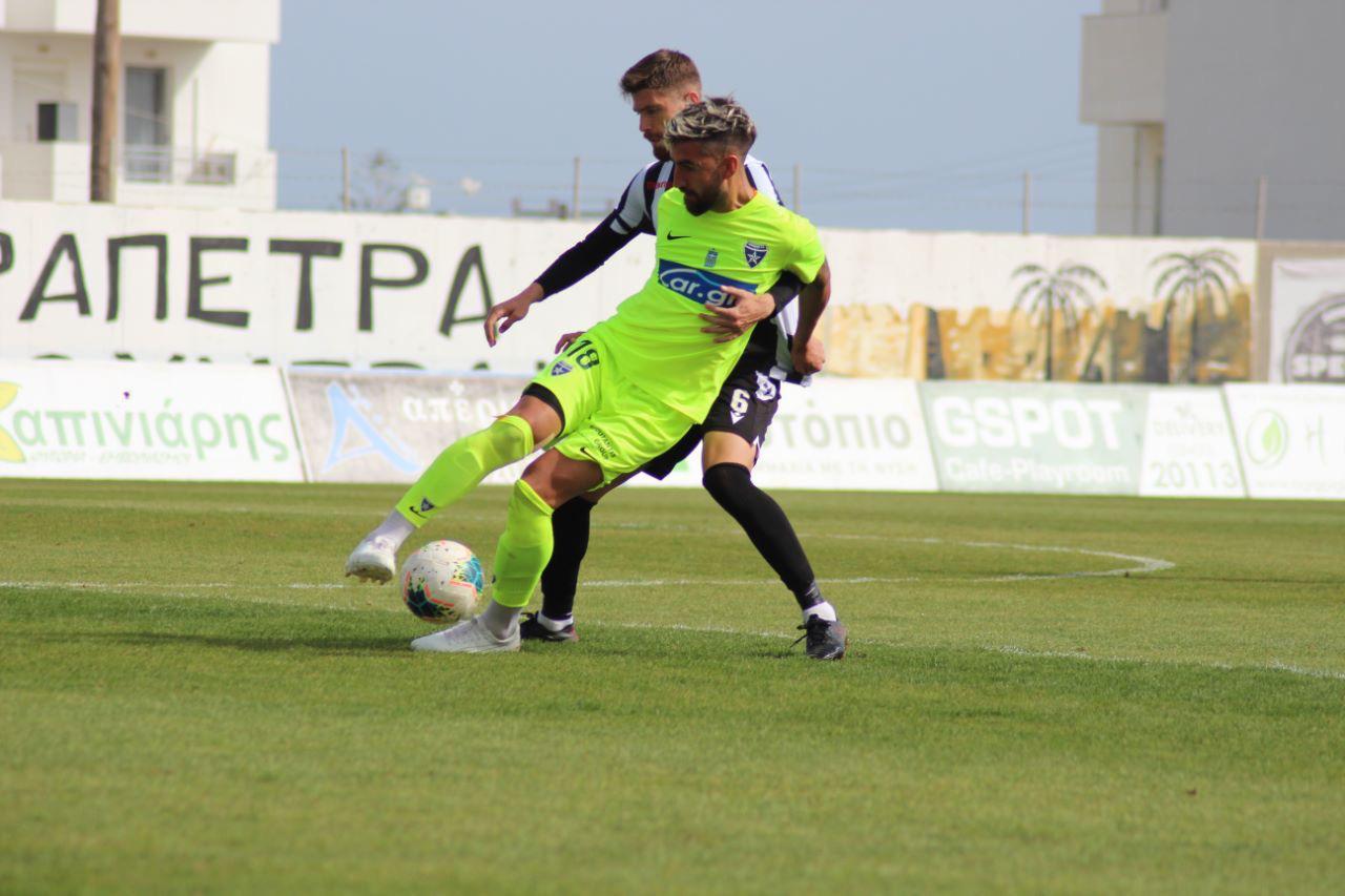 Matías Castro es un delantero de 29 años que es máximo goleador de la Segunda División de Grecia, con 10 goles en 16 partidos.