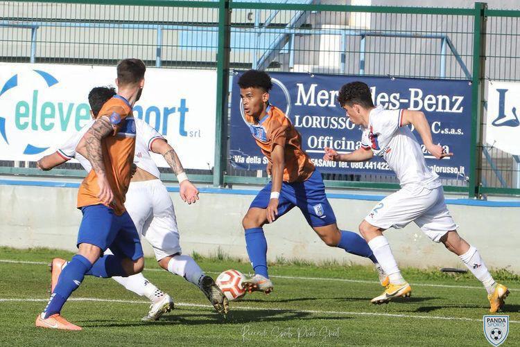 Panda Sports se hace con los servicios de Thomas Gille, mediocentro ofensivo de 19 años de edad que actualmente juega en el US Città di Fasano