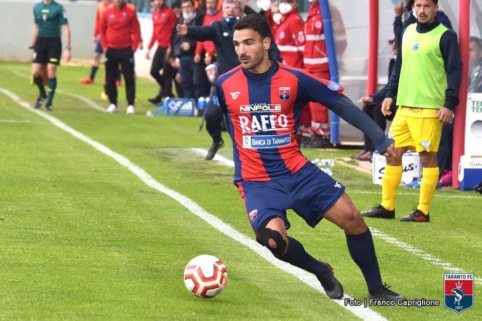 El Taranto FC se lleva el 'clásico ' de Panda Sports ante US Città di Fasano y consigue su quinta victoria consecutiva.