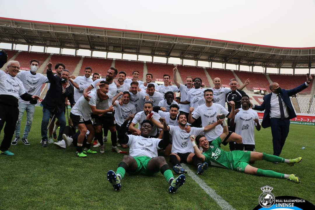 Tras los resultados de la jornada y el empate conseguido, la Real Balompédica Linense estará la próxima temporada en la 1ªRFEF.