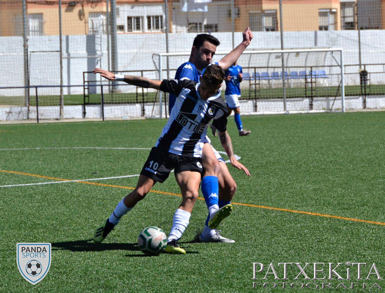 Panda Sports incorpora al joven talente linense Samu Fernández, formado en las categorías de la Real Balompédica Linense.