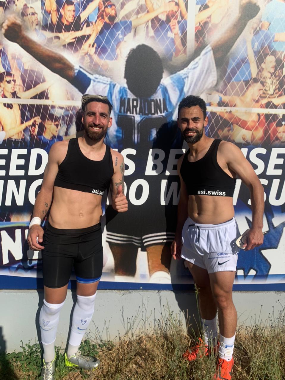 Castro y Rolle han sido decisivos en el ascenso de Ionikos FC a la Super League Greece siendo máximo goleador y asistente de la liga