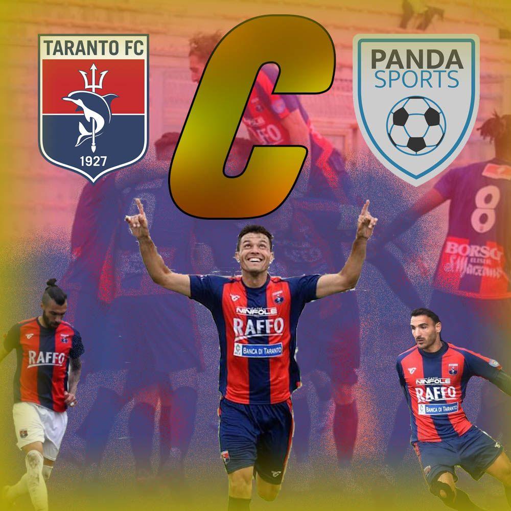 El Taranto FC de Tato Díaz, Nico Rizzo y Manu González se proclama campeón de la Serie D-H y asciende directamente a la Serie C.