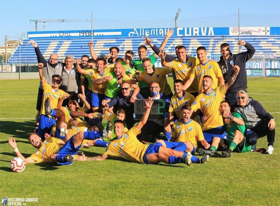 El US Città di Fasano ha conseguido la permanencia en la Serie D, tras una segunda vuelta con números de playoffs de ascenso.