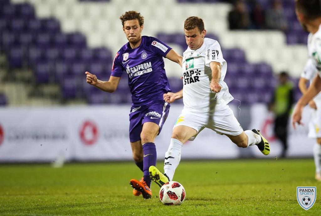 Panda Sports incorpora a Nacho Jauregui, futbolista argentina de 25 años que juega en la Bundesliga de Austria