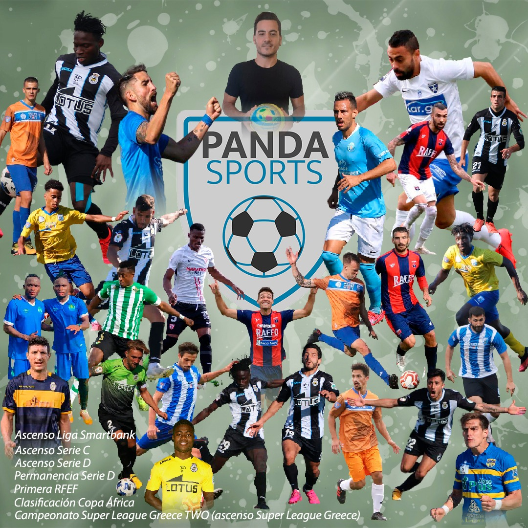 Los jugadores de Panda Sports han hecho una temporada de matrícula de honor, con varios ascensos, campeonatos y clasificación a Copa África
