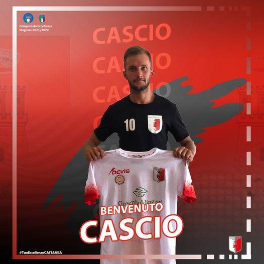 El extremo Facundo Cascio se ha convertido en nuevo jugador del ASD Castellaneta Calcio, procedente del FC Otranto.