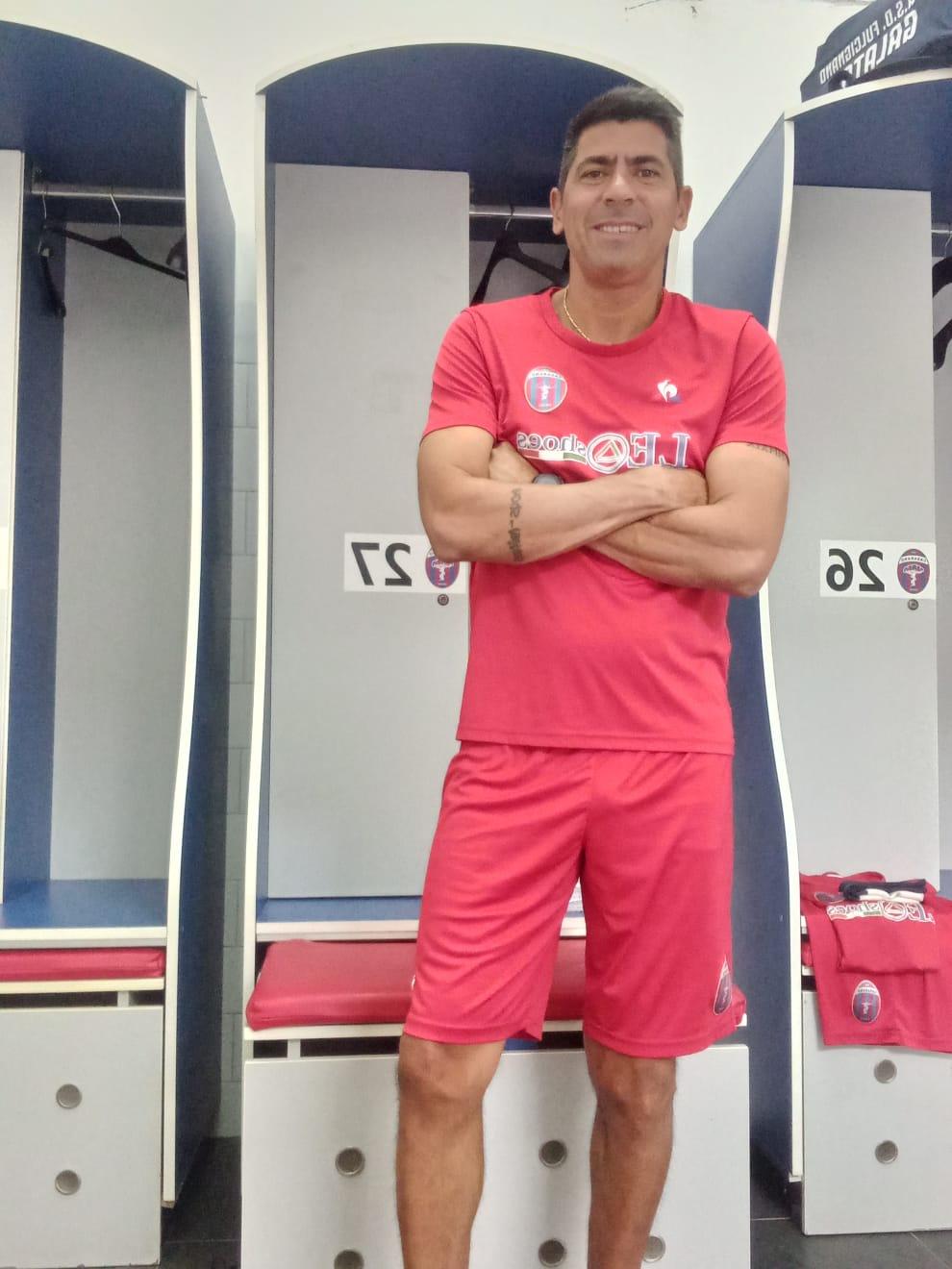Panda Sports Management se estrena en la representación de entrenadores con Fede Domínguez, ex futbolista con una importante trayectoria.