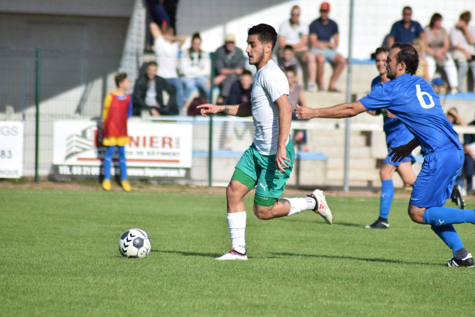 Panda Sports Management incorpora al segunda punta Serafin Roberi Vota, que esta temporada jugará en el Bocale Calcio.
