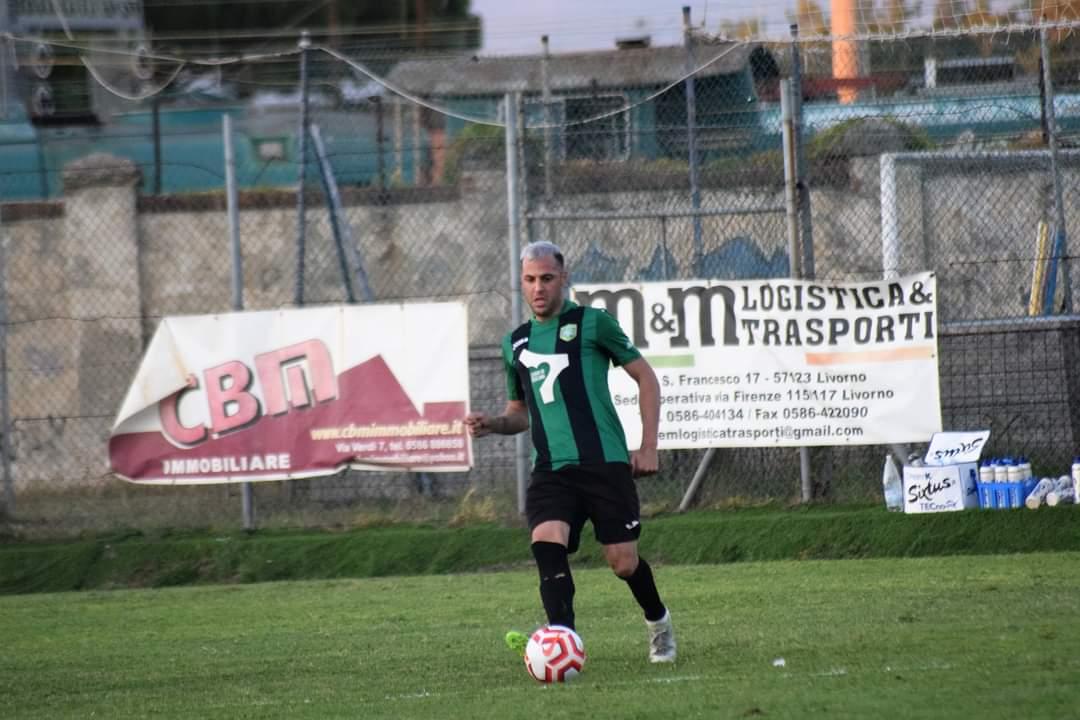 Panda Sports incorpora al defensa Facundo Rodríguez que jugará esta temporada en el AC Tuttocuoio, procedente del Huracán Las Heras.