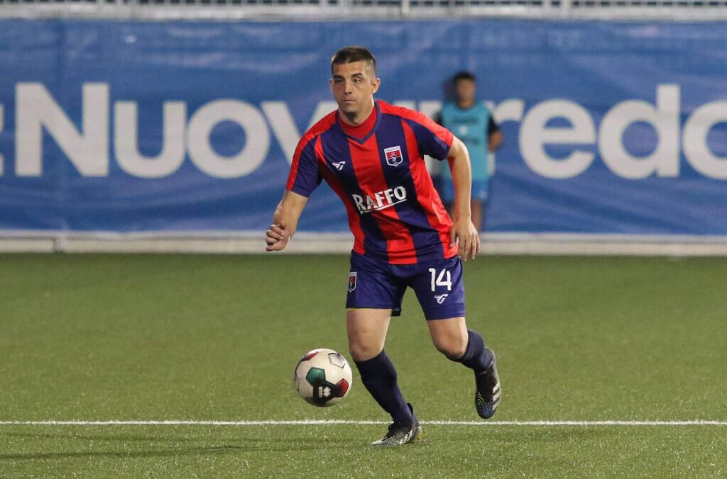 Panda Sports incorpora al pivote Franco Bellocq, futbolista del Taranto FC, Dio la asistencia de la primera victoria en Lega Pro.